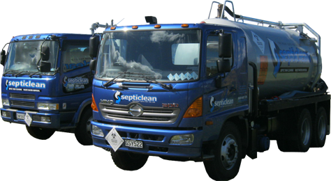 Septiclean Truck